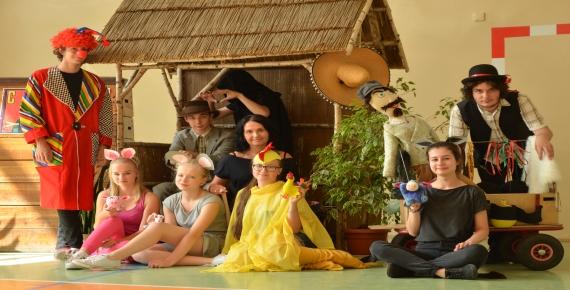 Młodzieżowa Grupa Teatralna REF-LEKTOR