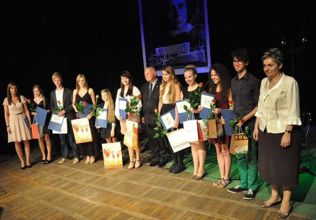 Laureaci, organizatorzy i sponsorzy nagród