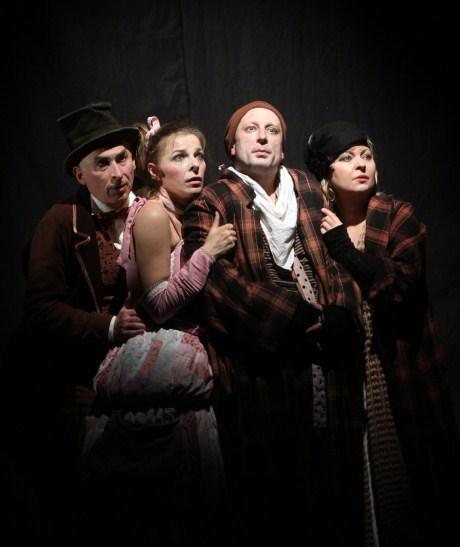 Teatr Lalki i Aktora w Opolu (październik 2013)