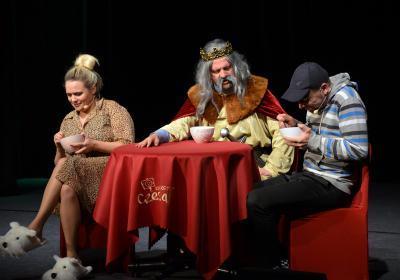 Kabaret Czesuaf (listopad 2019)