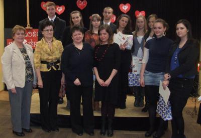 uczestnicy i jury konkursu