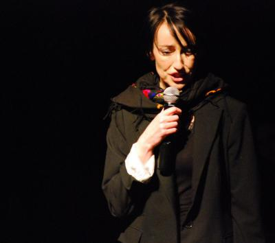 Katarzyna Groniec (luty 2010)