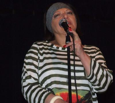 Grażyna Łobaszewska (marzec 2011)