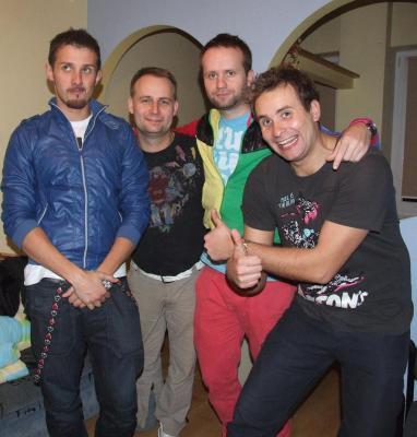 Kabaret Skeczów Męczących (listopad 2011)