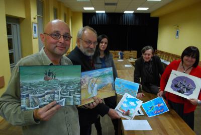 Obrady Jury Karpika 2009