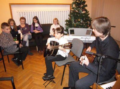 Preludium - koncert uczniów
