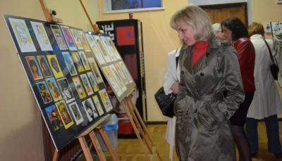 Wernisaż wystawy Michała Graczyka