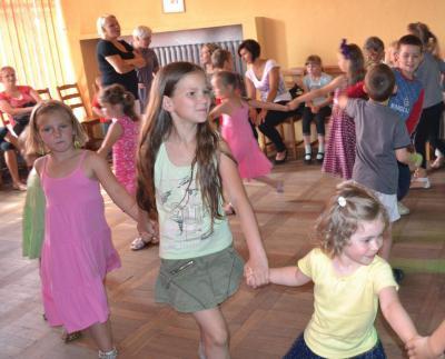 Dzień Dziecka 2011 z Ośrodkiem Kultury