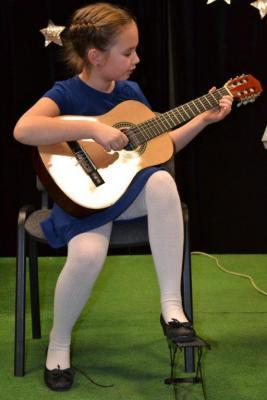 Koncert uczniów styczeń 2012