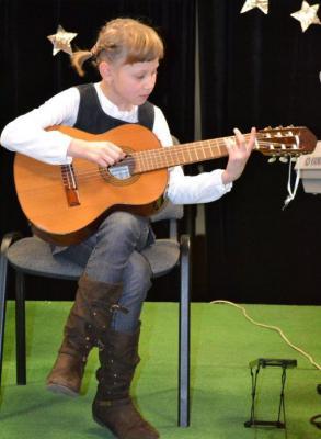 Galeria Koncert uczniów styczeń 2012