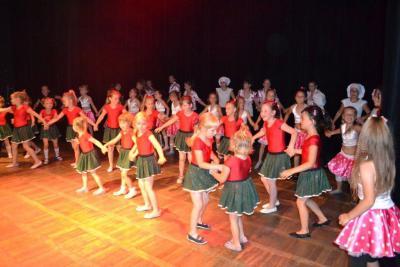 Dni Niemodlina 2012: Pokaz grup tanecznych RYTMIX