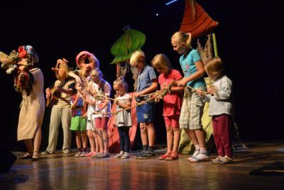 Wakacje z Ośrodkiem Kultury w Niemodlinie 2012