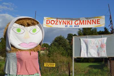 Dożynki 2013 - Szydłowiec Śląski