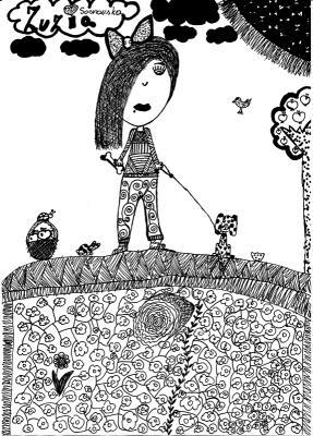 Galeria Wakacje 2014 - rysunki