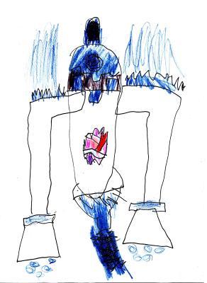 Galeria Wakacje 2014 - rysunki 2
