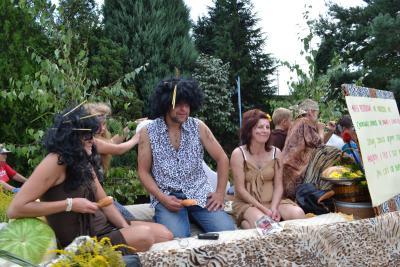 Galeria Dożynki 2014 - korowód i korony