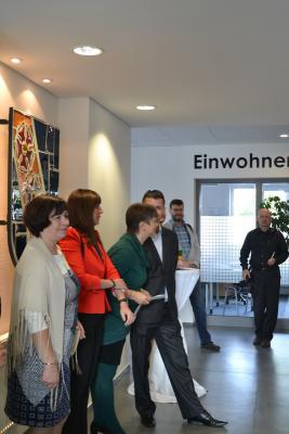 Galeria Z wizytą twórczą w Vechelde