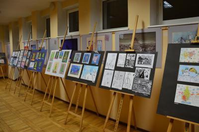Galeria Wieczór kolęd i wernisaż prac plastycznych - galeria zdjęć