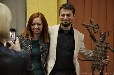 Galeria Wernisaż Michała Wawrzyniaka