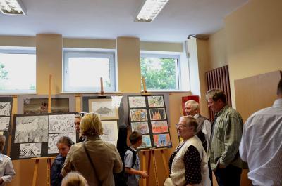 Galeria Podsumowanie zajęć 2015