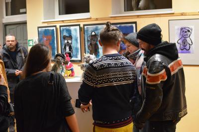 Galeria Wystawa Krawca