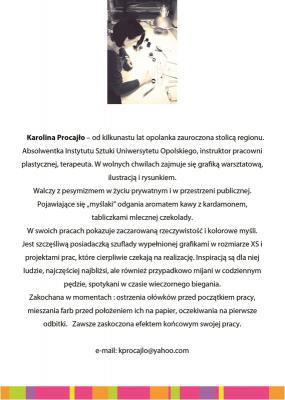 Galeria Karolina Procajło wernisaż