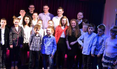 Galeria Koncert uczniów (marzec 2016)