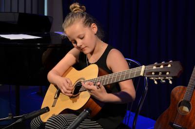 Galeria Koncert uczniów (czerwiec 2016)