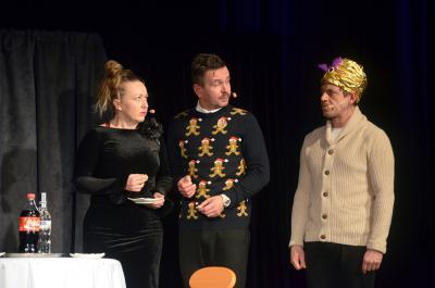 Kabaret Jurki (listopad 2016)