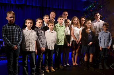 Galeria Koncert uczniów 22 XII 2016