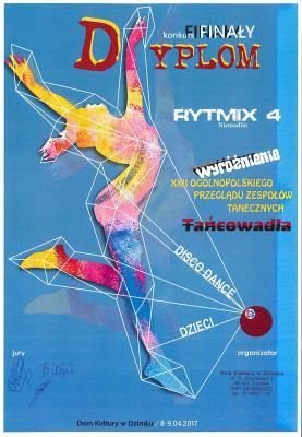 Galeria Ozimek 2017 Rytmix