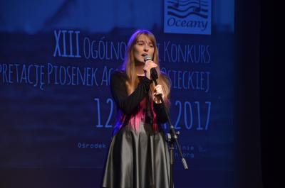 Galeria Oceany 2017 konkurs