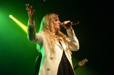 Gosia Andrzejewicz (maj 2017)