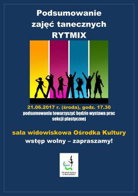Galeria Rytmix - podsumowanie 2017